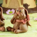 Bunny mold Ginger