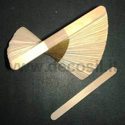 Wooden Stick for decoStick silicone molds