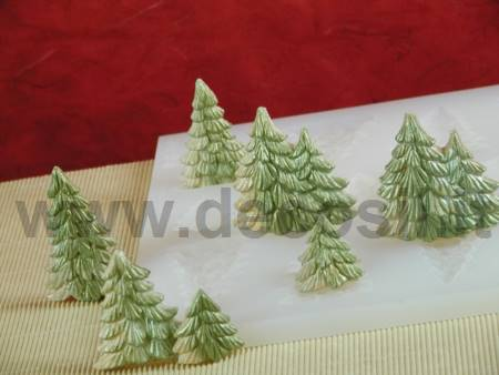Pine trees Mould