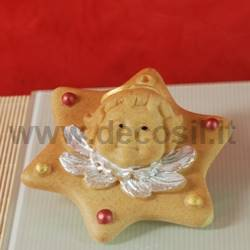 Angel Ornament mold