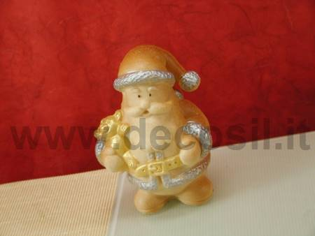 Stampo Babbo Natale