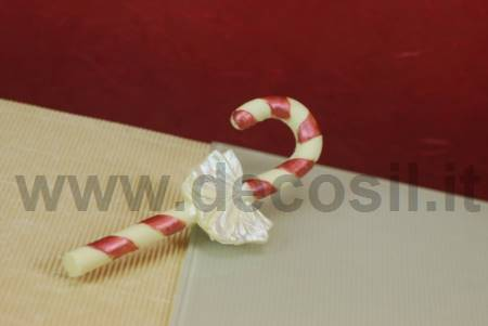Christmas candy cane Mold