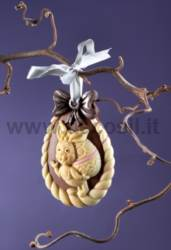 Easter Bunny Ornament mold