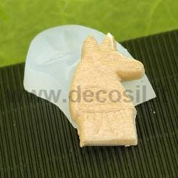 Egyptian ANUBI mold