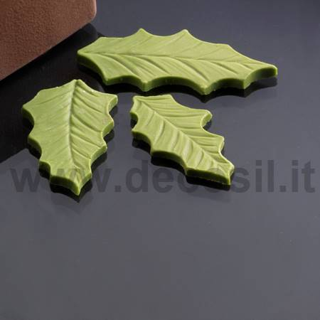Holly Leaf mold