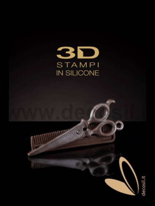 Scissors and Comb Mould