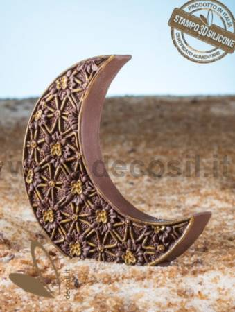 Arabic Moon mold