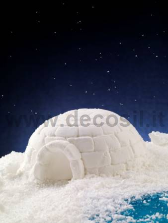 Chocolate Igloo Half-Sphere mold