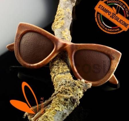 Sunglasses for women chocolate moulds