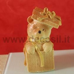 Surprise Package with Teddy Bear Mold