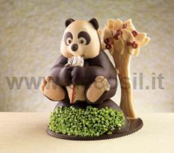 Panda Aristo Chocolate Mold