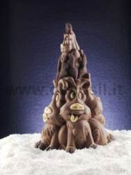 Reindeers Family Pine mold