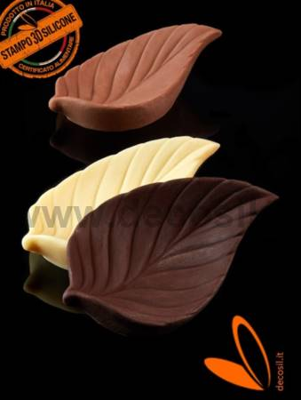 Small Leaf Eggcup mold