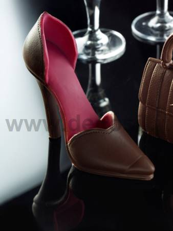 Stiletto Shoe Milano mold