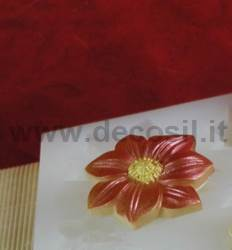 Christmas Flower mold