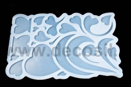 Hearts ECO Tablet Malizia Line mold