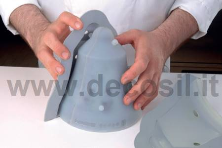 Thermoformed Bell Mould