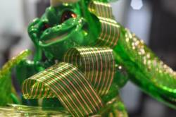 Colorante Verde - 25 g Azo