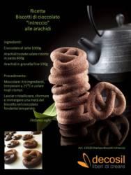 Stampo Biscotti di cioccolato