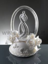 Decor Small Roses mould