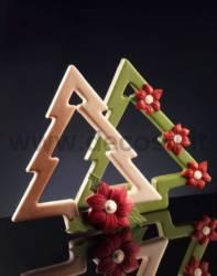 moule Cadre Arbre de Noël