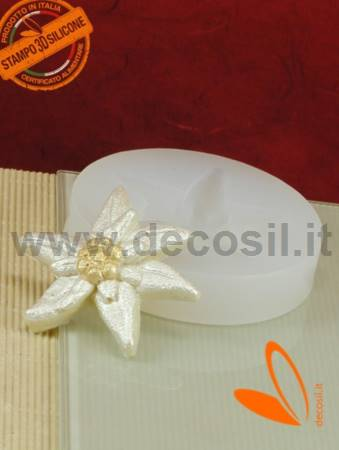 Edelweiss mould