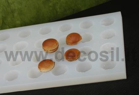 French Macarons mold