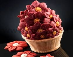 Flower Basket mould