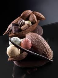 Stampo Frutto del cacao grande