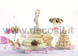 Newlyweds Lollipop mould