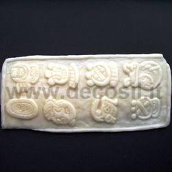 Stampo Stele Maya