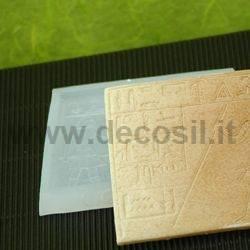 Stampo Disegni Egizi 3 Quadro egizio