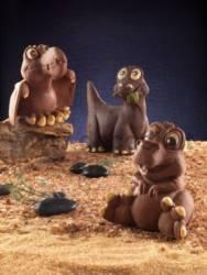 Stampo Baby Radames Brontosauro