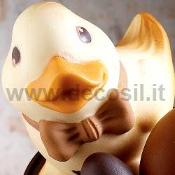 Little Duck Tino Chocolate Mold