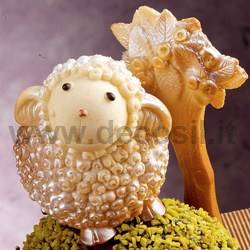 Lamb Nino Chocolate Mold
