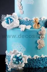 Seahorse mold