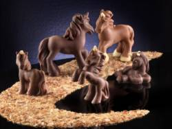 Stampo Unicorno Grande