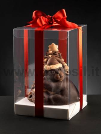 PinORSO Chocolate Christmas Bell Mold