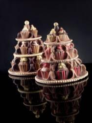 Stampo Guscio Campana Cupcakes