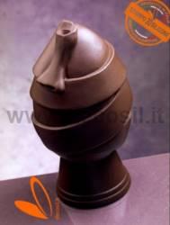 Ribbon Chocolate Easter Egg Mold