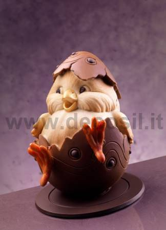 Easter Chick Egg mold