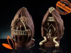Stampo Uovo Grande Il Ballo delle Principesse