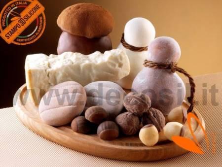 Ice cream Boletus Mushroom mold