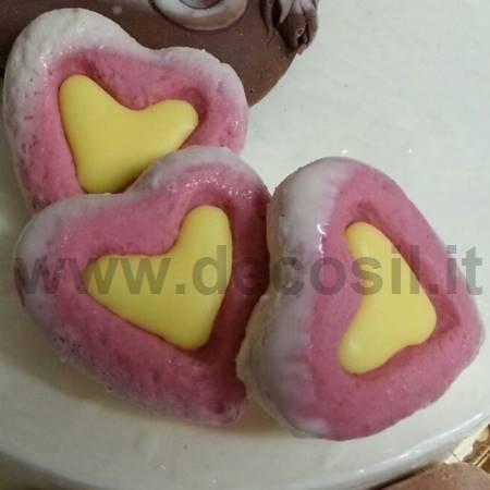 Stampo Biscotti Cuore