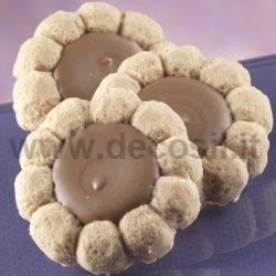 Stampo Biscotti Fiore
