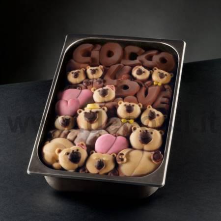 Stampo Tablet Gelato CioccoLove