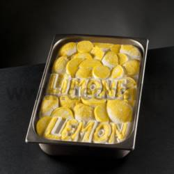 Lemon Ice Cream Tablet mold