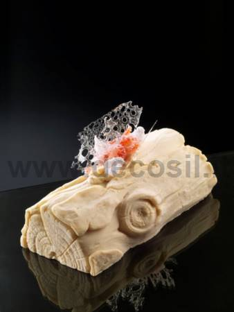 Yule log Cake mould