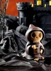 Moule en silicone Squelette
