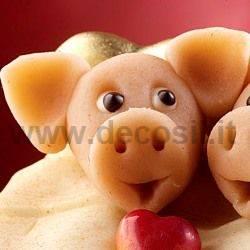 moule Museau de Porc